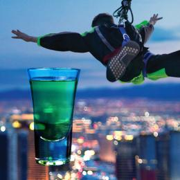 SKYJUMP LIQUID COURAGE HAPPY HOUR