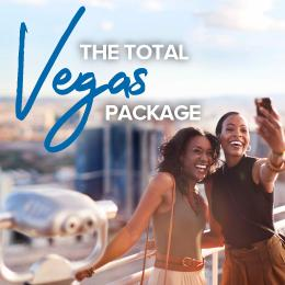 THE TOTAL VEGAS PACKAGE